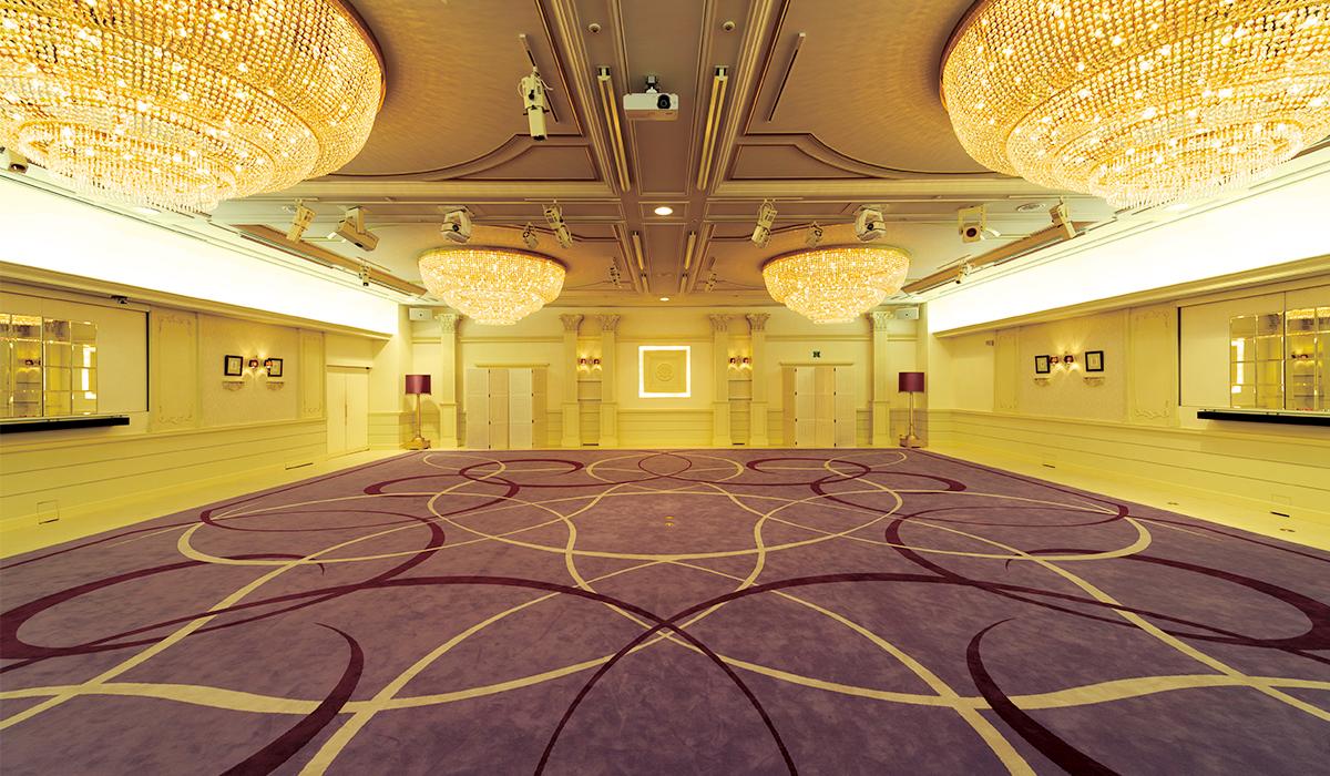 ホテル雅叙園東京の中宴会場「シリウス」