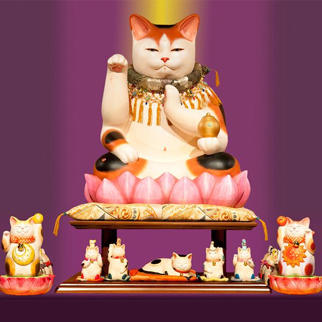 猫都(ニャンと)の国宝展