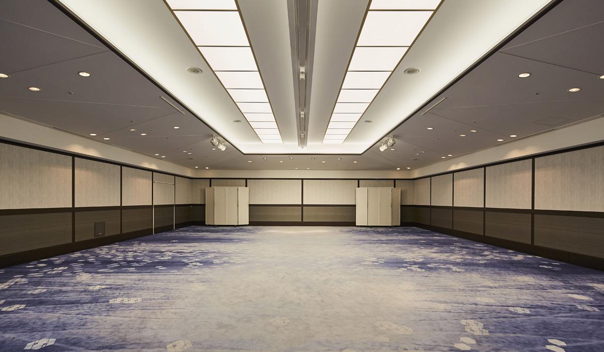 ホテル雅叙園東京の中宴会場「華しらべ」