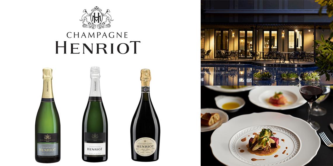 シャンパーニュディナー『Festa di Champagne』