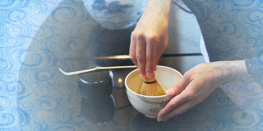 清夏の茶会