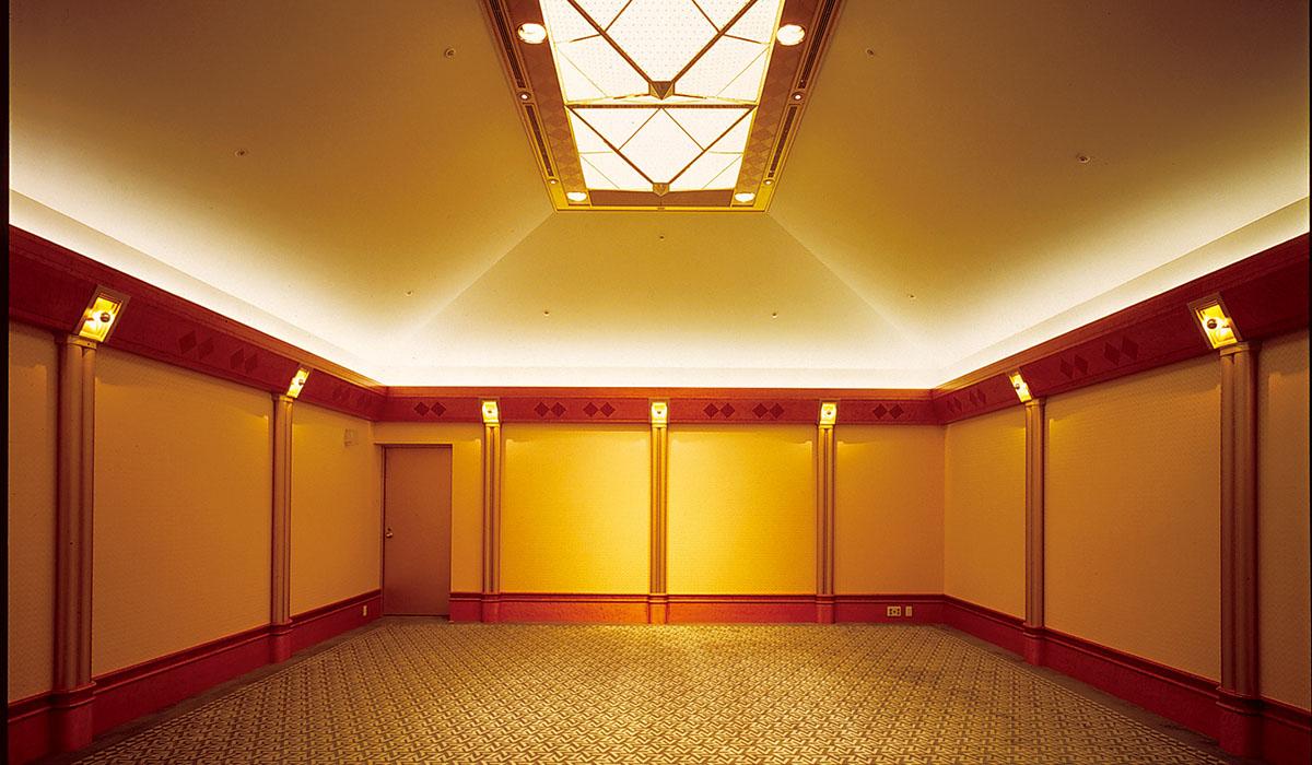 ホテル雅叙園東京の小宴会場シグナス