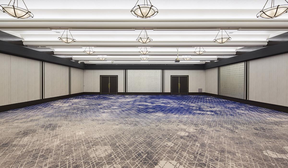 ホテル雅叙園東京の大宴会場「華つどい」