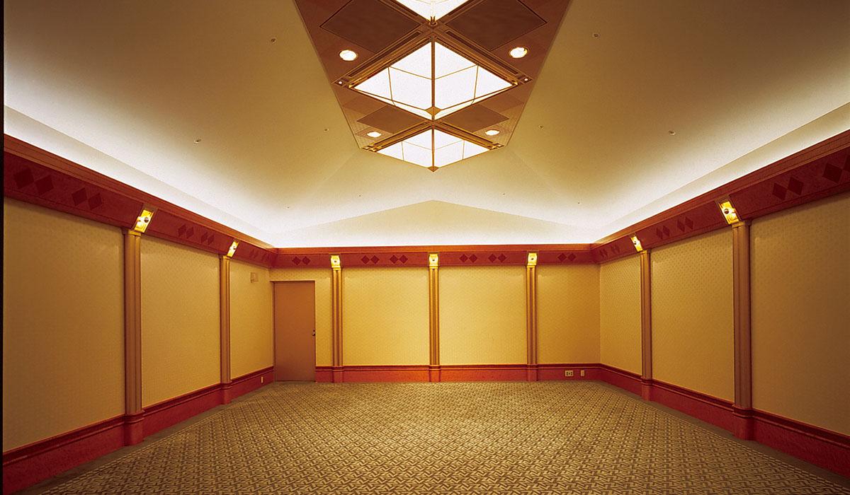 ホテル雅叙園東京の小宴会場「ジュピター」