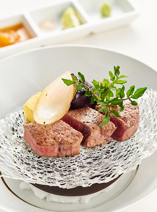 コース料理 - 日本料理