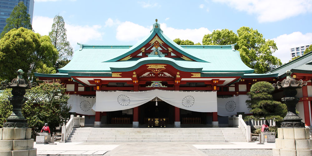 日枝神社挙式