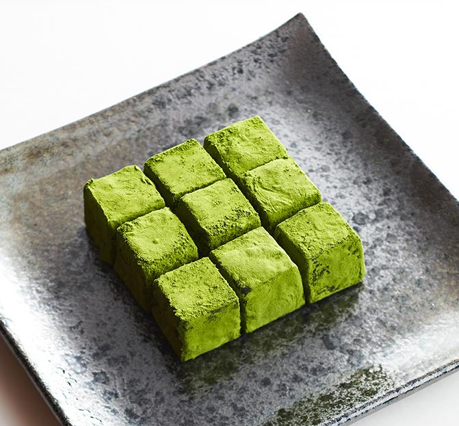 石甃 東京抹茶