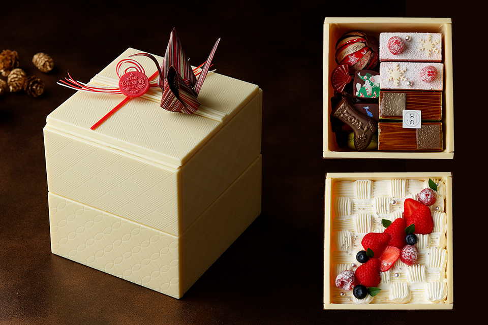玉手箱 de Noël