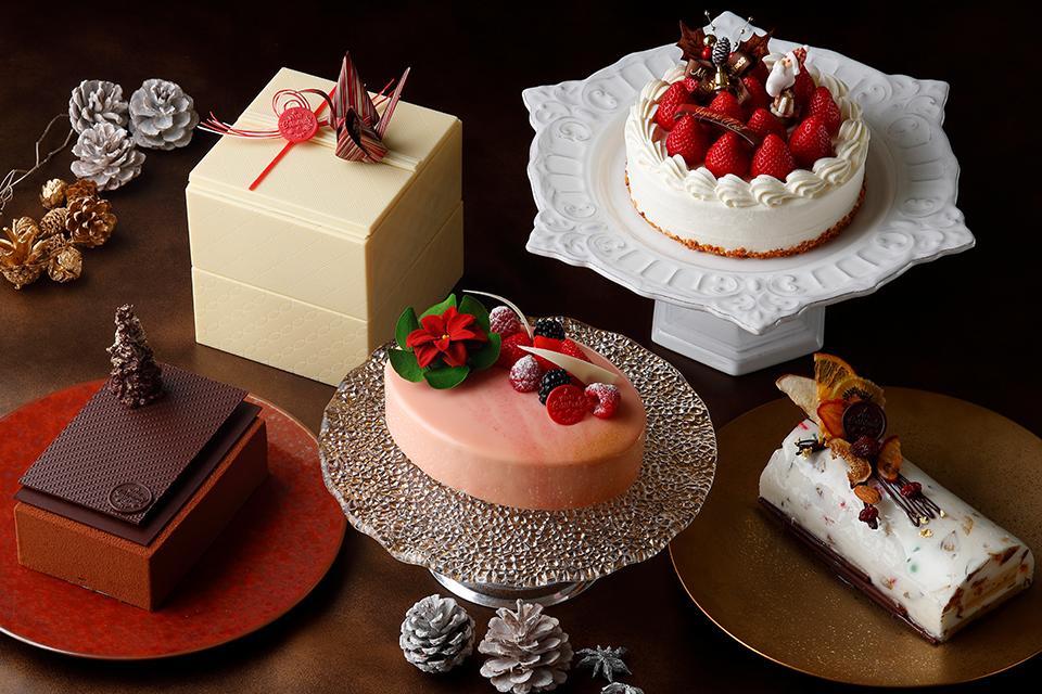 ホテル雅叙園東京のクリスマス