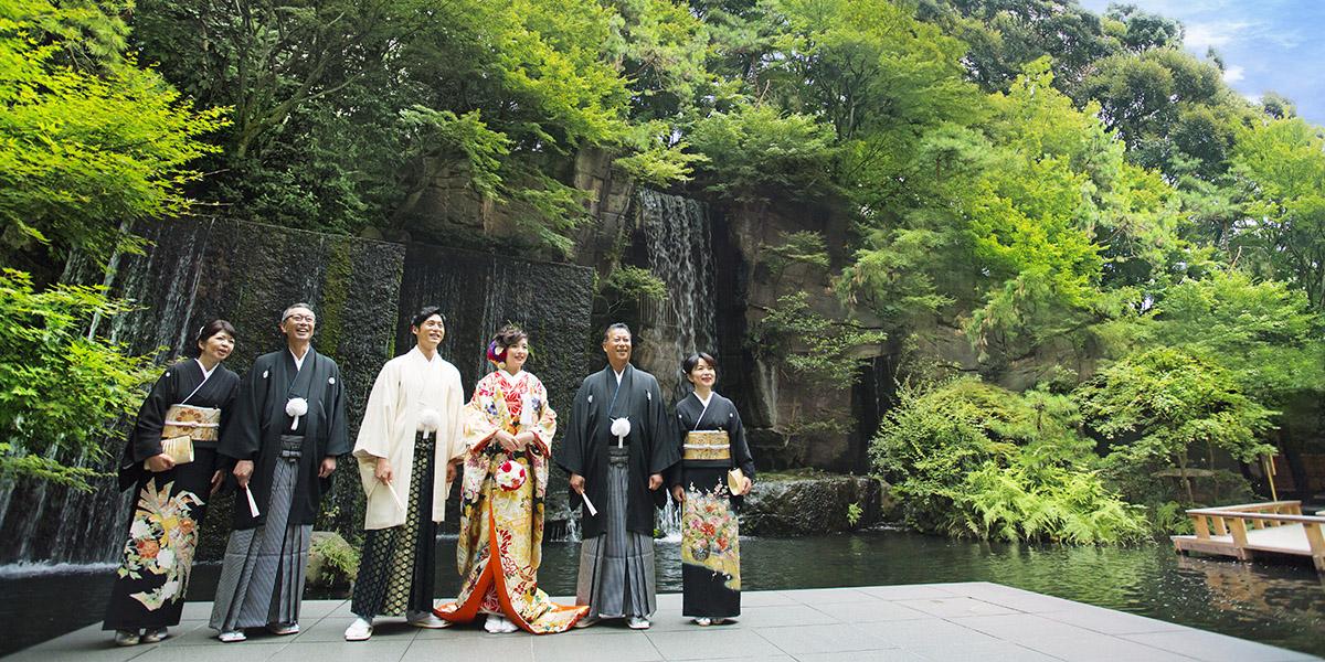 ファミリーウエディング 山吹 -Yamabuki-