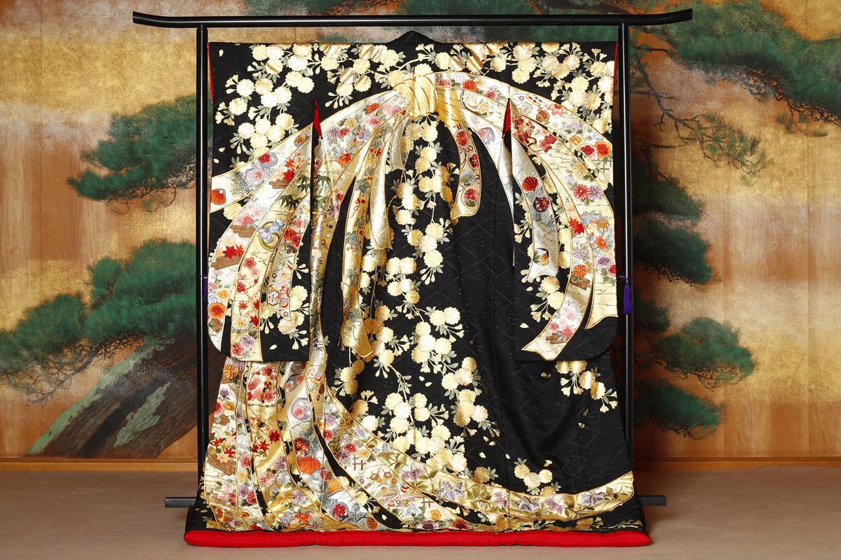 目黒桜束熨斗 日本の彩り