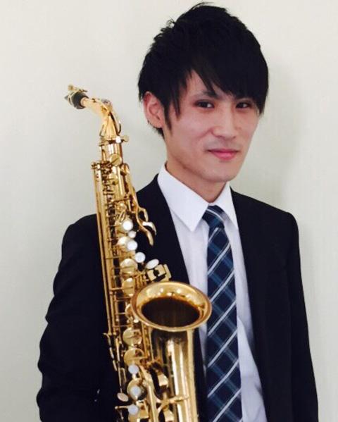 金山佑真/Baritone Saxophone