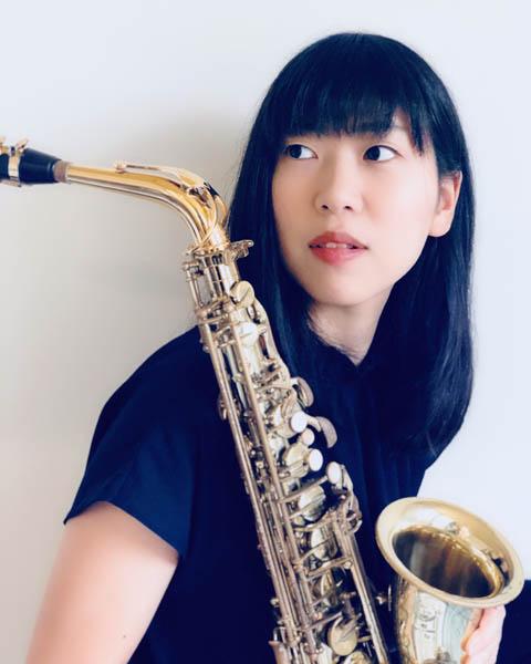 野仲香里/Soprano Saxophone