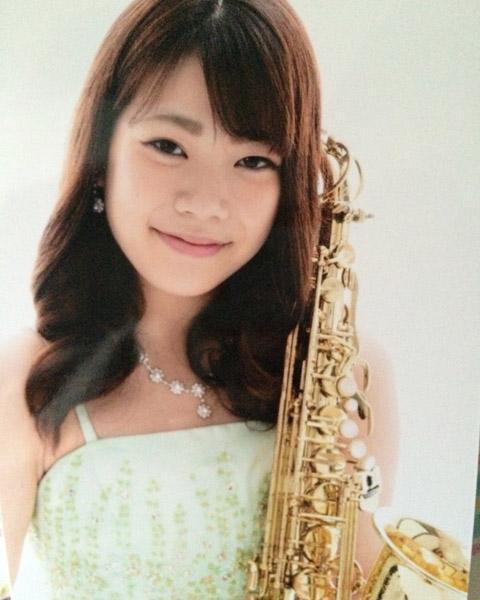 田原伊織/Alto Saxophone