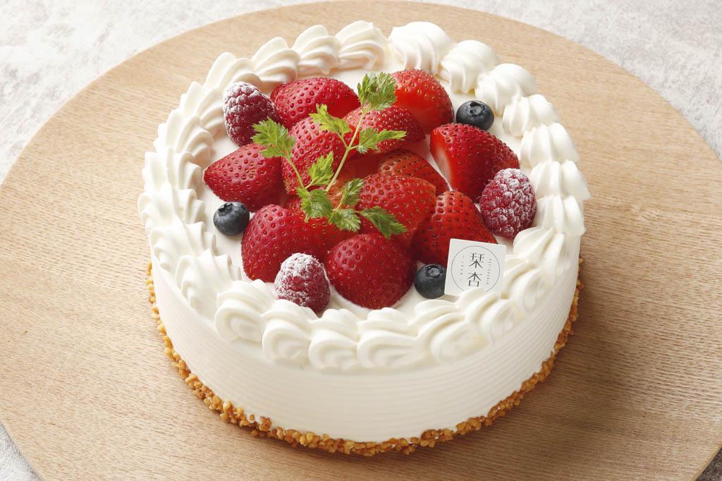 苺のショートケーキ(5号サイズ)