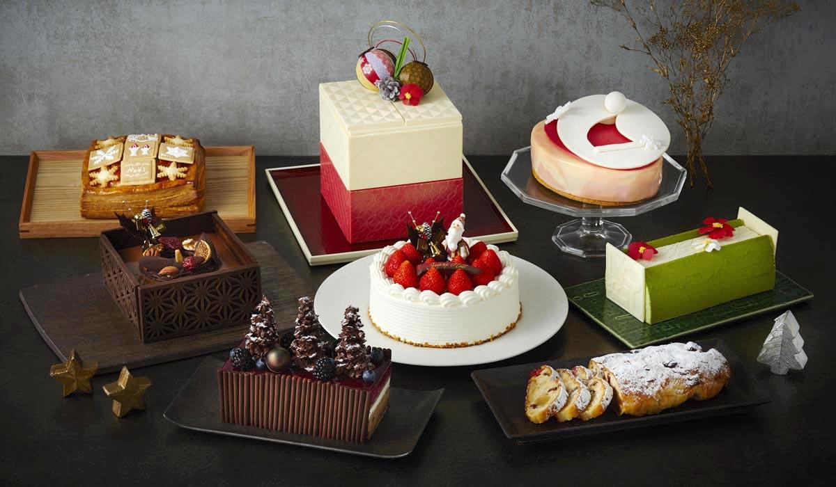 <10/1~予約開始>聖夜を彩るホテル雅叙園東京のクリスマスケーキ