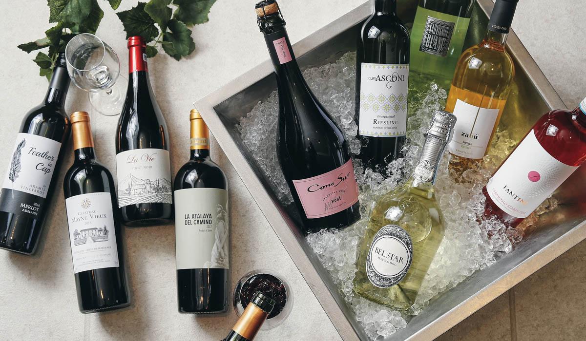 夏のワールドワイン